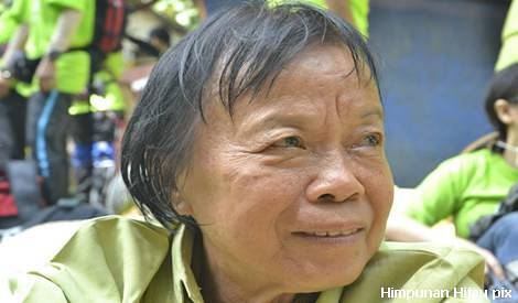 Anti-Lynas hunger strike